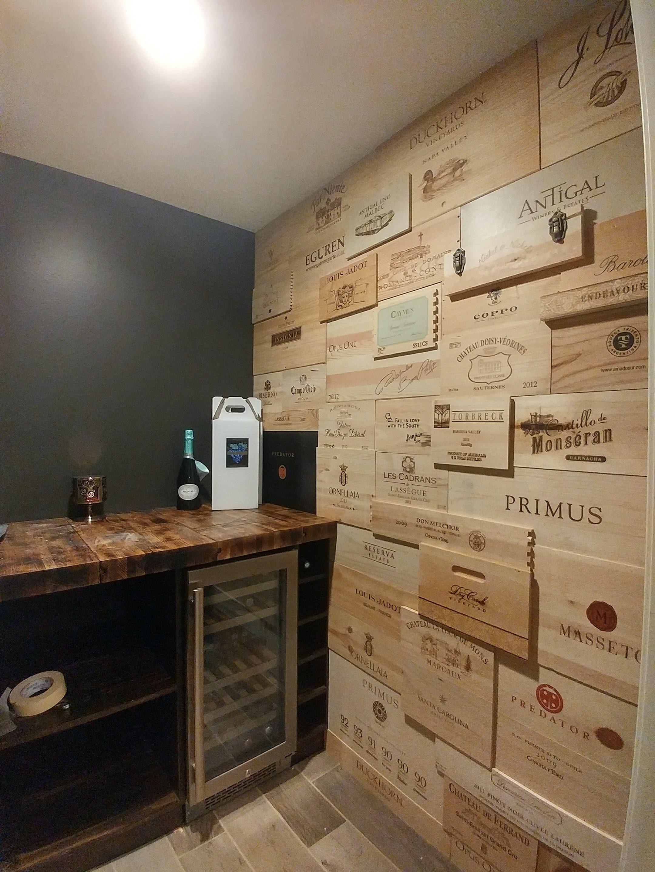 Basement Wine Cellar Thyme Theory